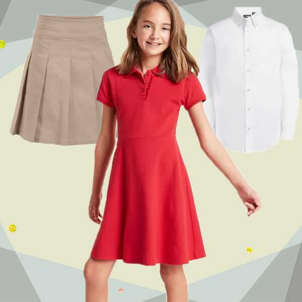 EComm, Suit Up for School With Deals on School Uniforms
