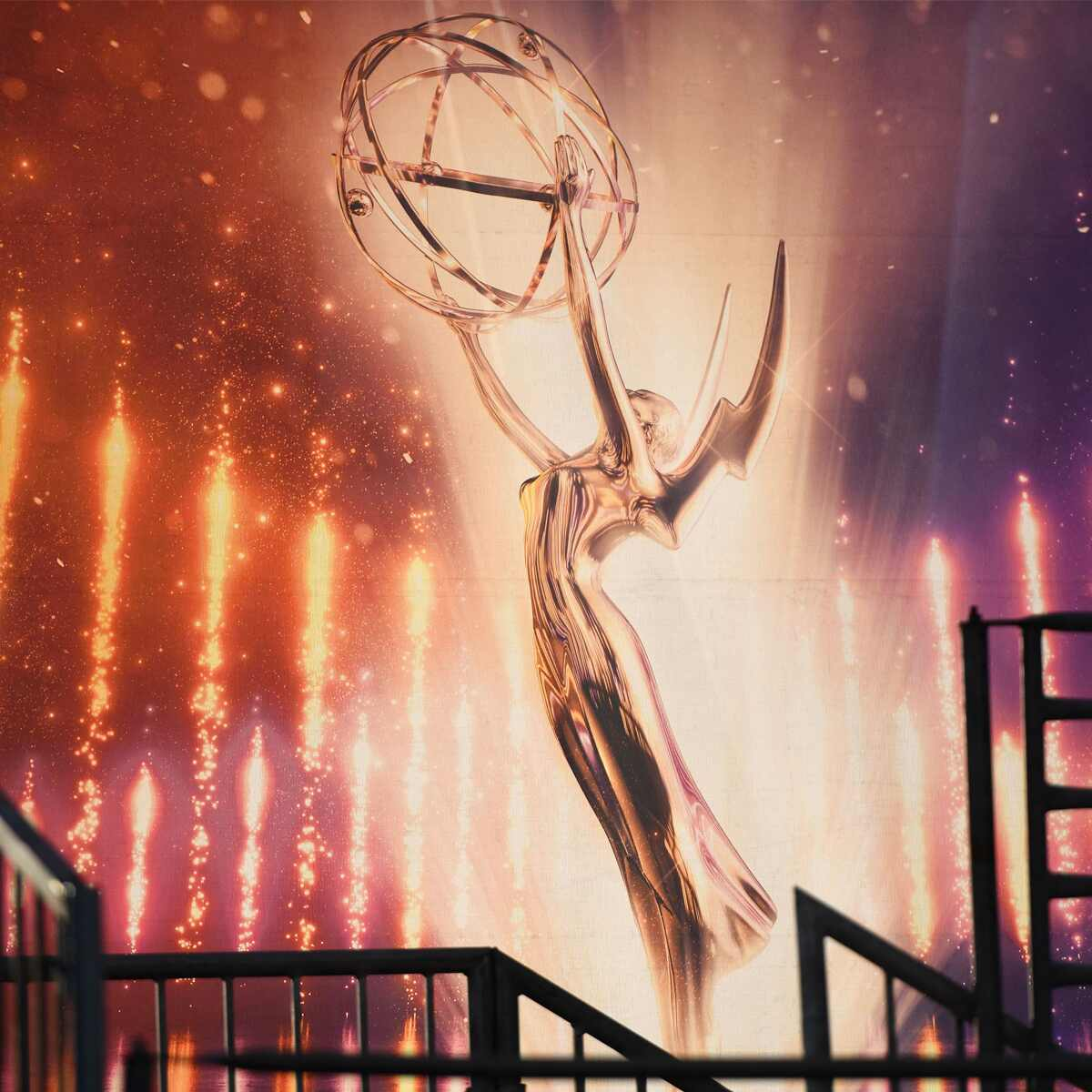 Emmy's Creative Arts Award, Emmy statue, Emmy Awards
