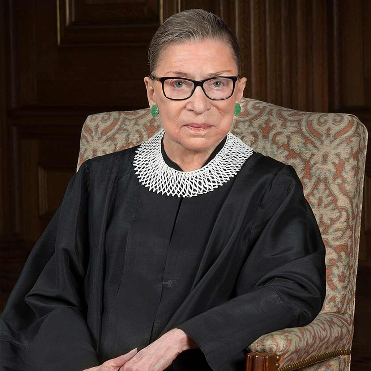 Ruth Bader Ginsburg, Supreme Court Photo