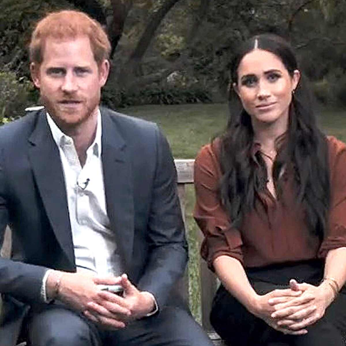 Prince Harry, Meghan Markle, Time 100 special