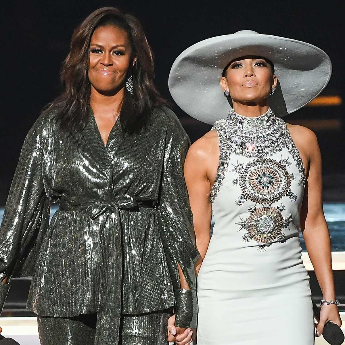 Jennifer Lopez, Michelle Obama, 2019