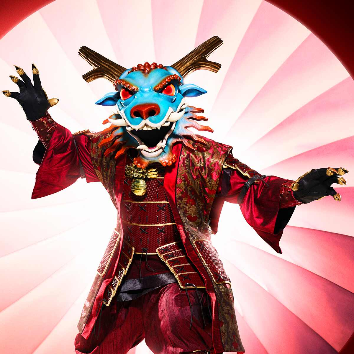 The Masked Singer, Dragon