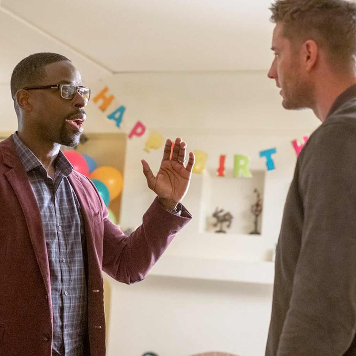 This Is Us, Sterling K. Brown, Justin Hartley