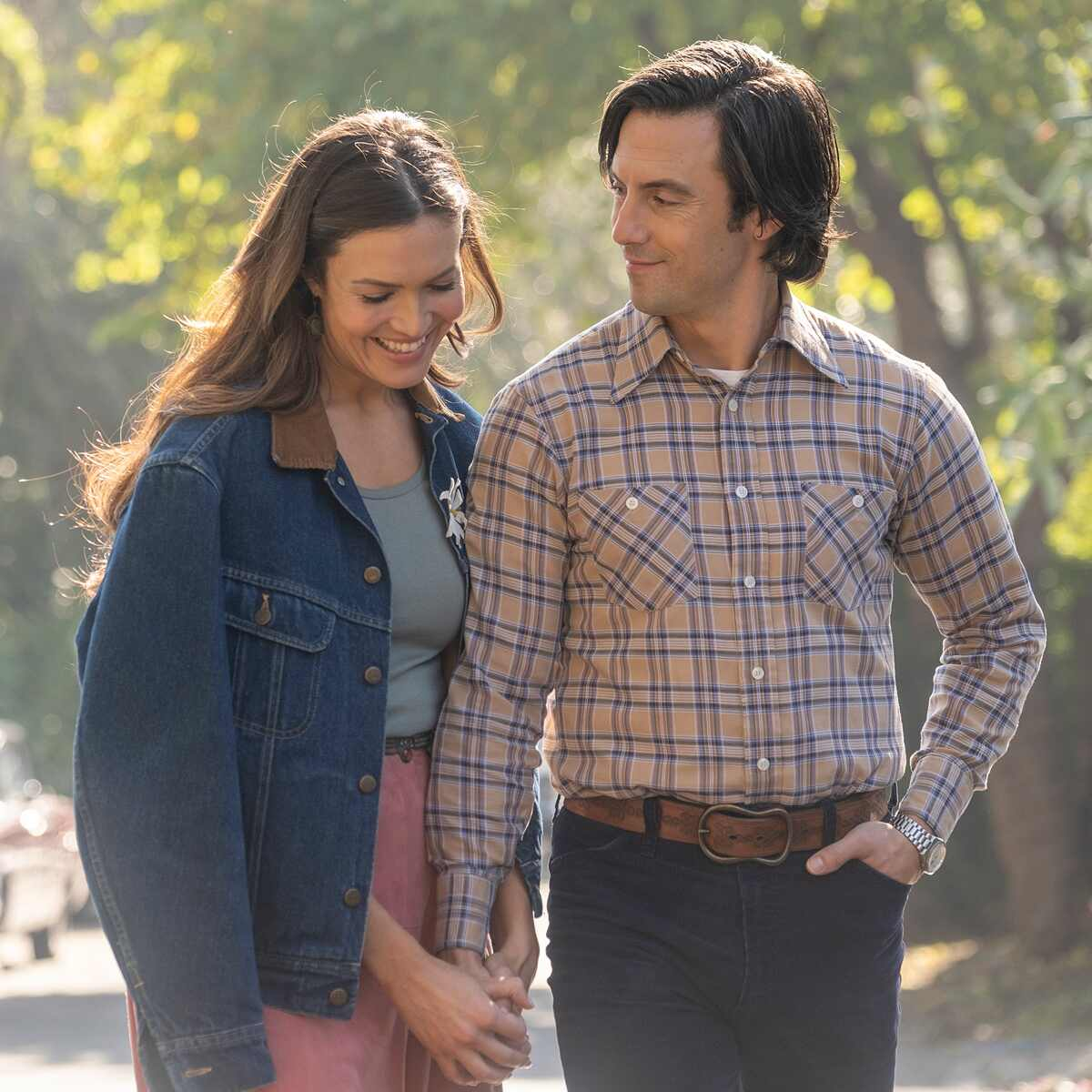 Mandy Moore Milo Ventimiglia, This Is Us