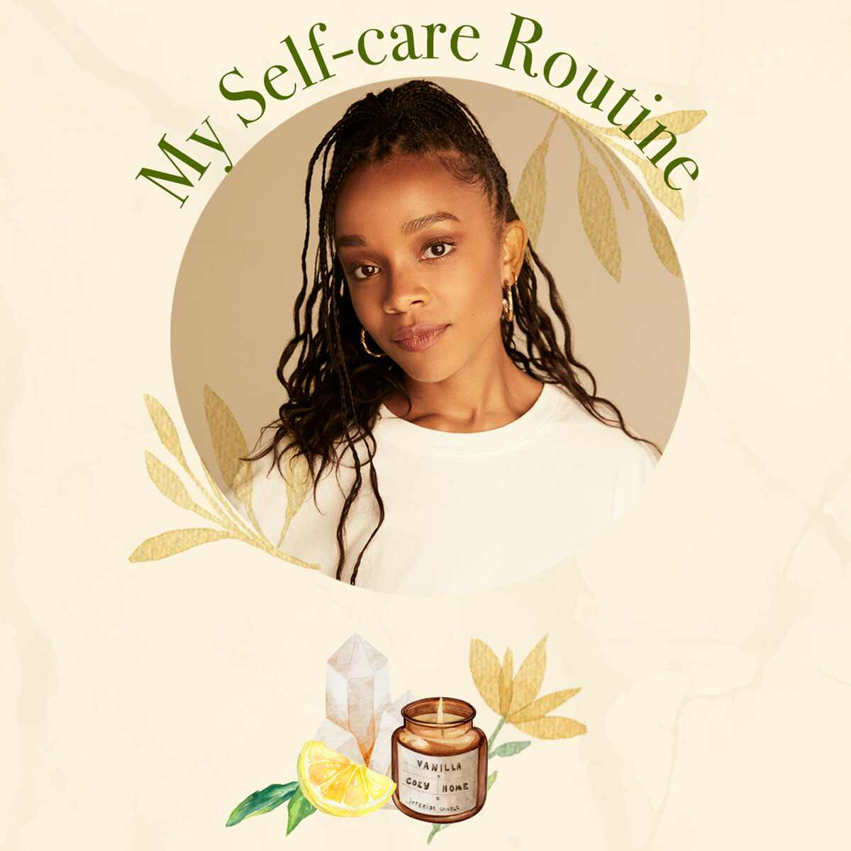 Rachel Naomi Hilson: My Self-Care Routine, Wellness Wednesdays