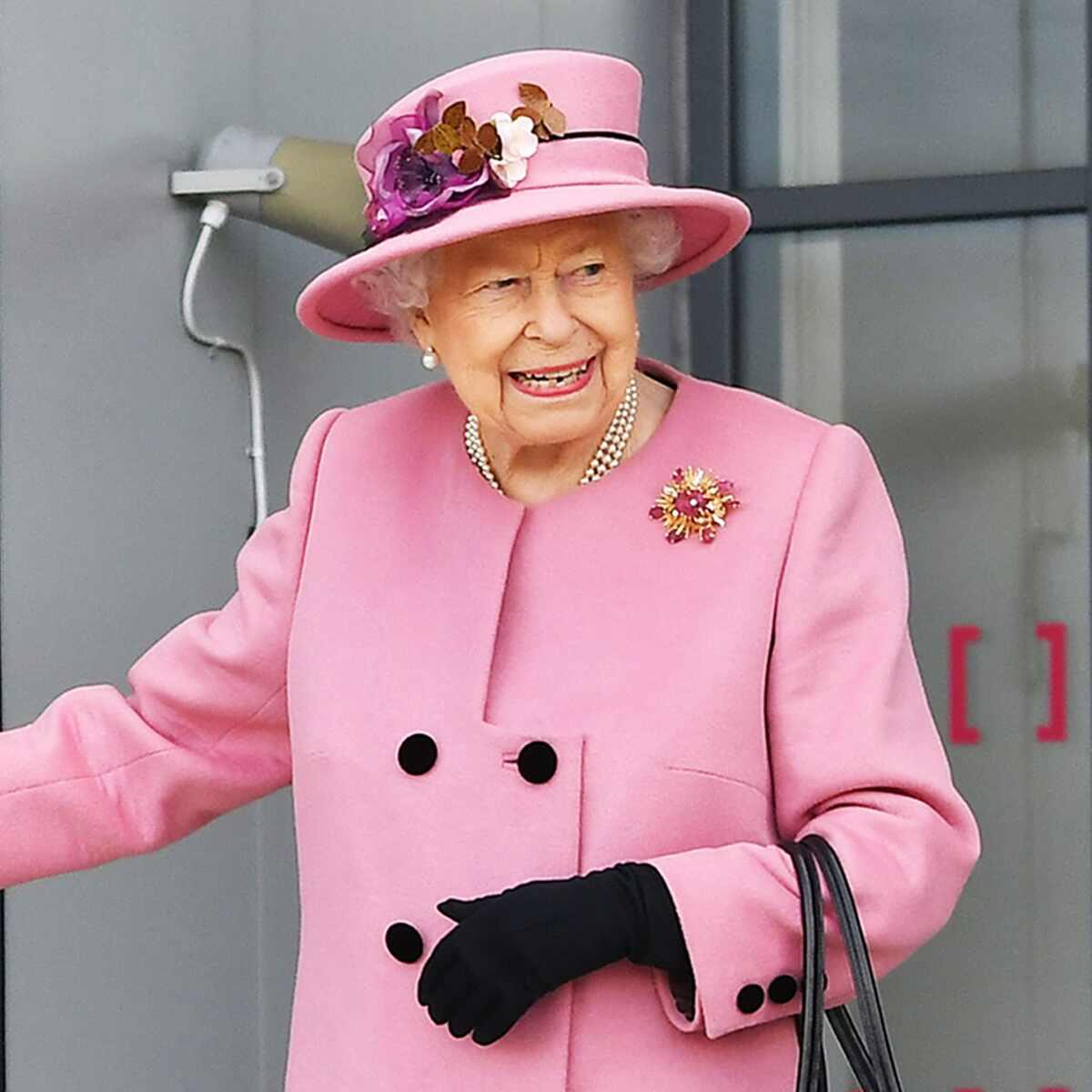 Queen Elizabeth, Prince William, 2020