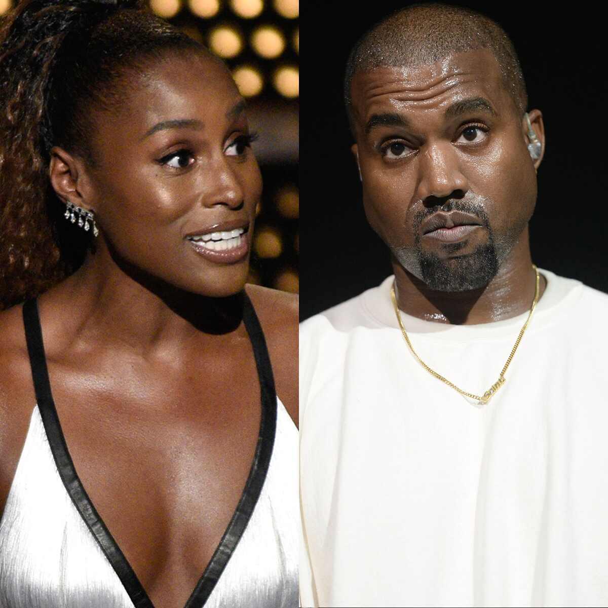 Issa Rae, Kanye West