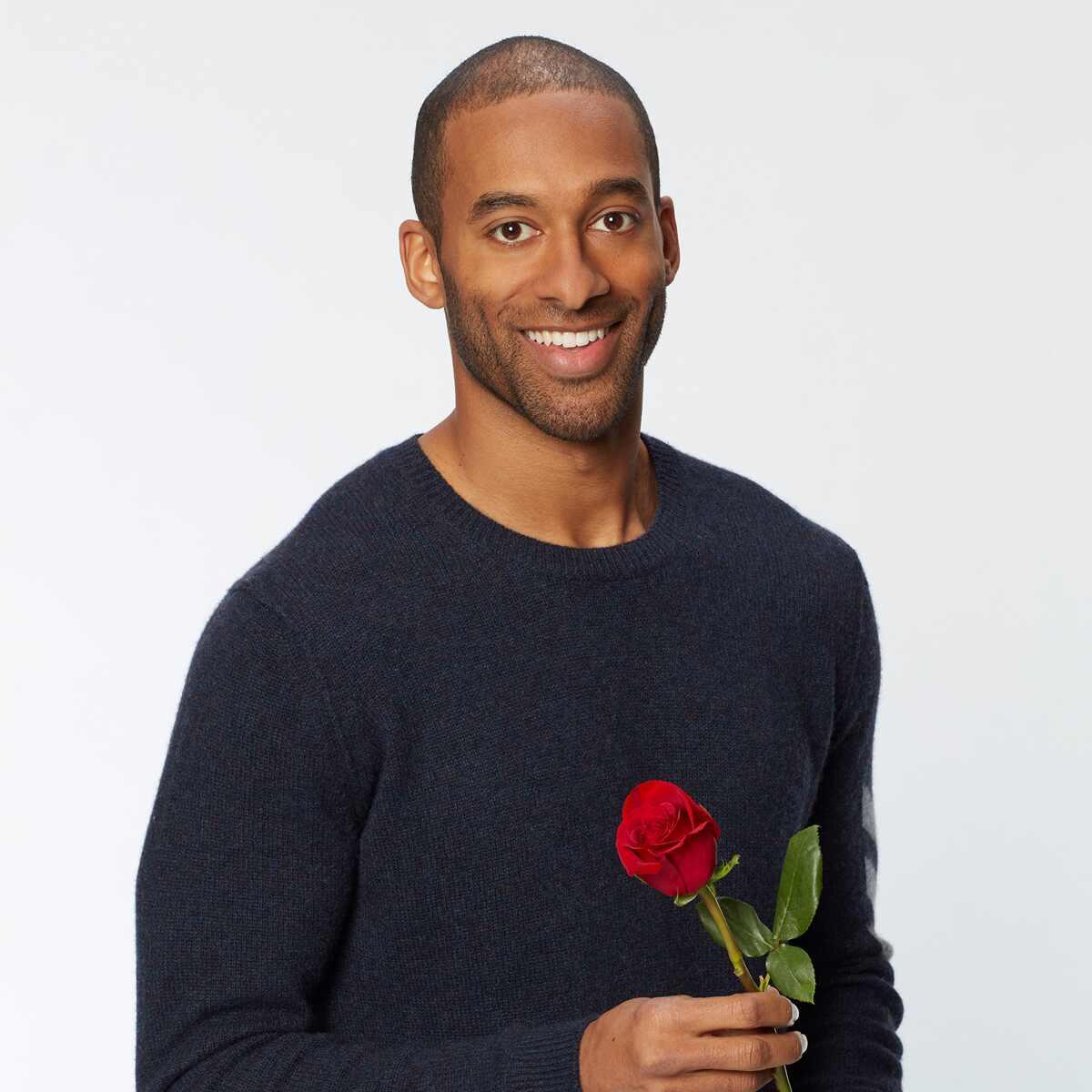 Matt James, The Bachelor