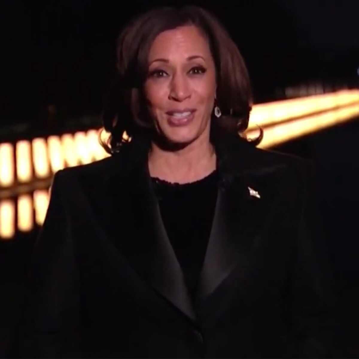 Kamala Harris, Celebrating America, 2021 Presidential Inauguration