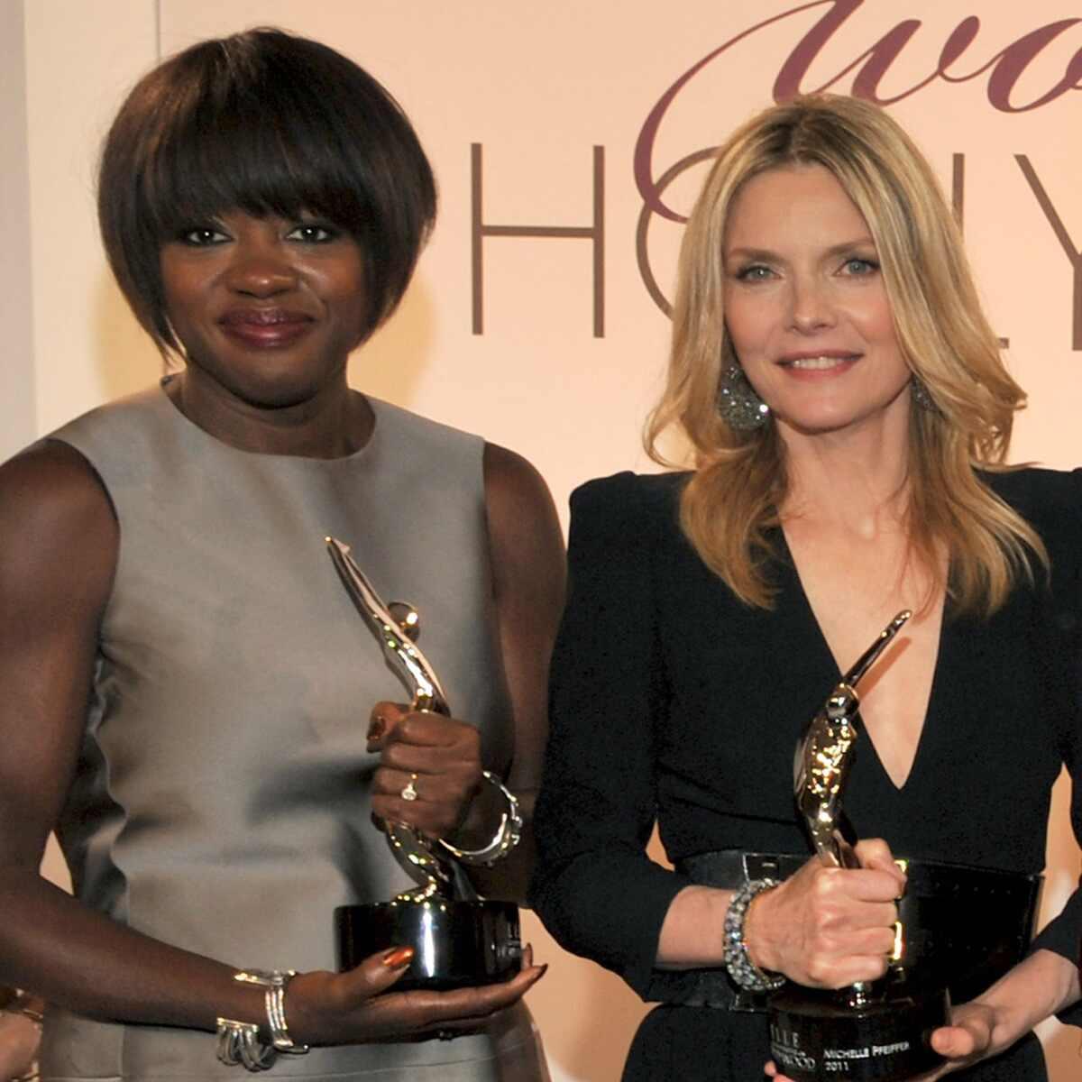 Viola Davis, Michelle Pfeiffer