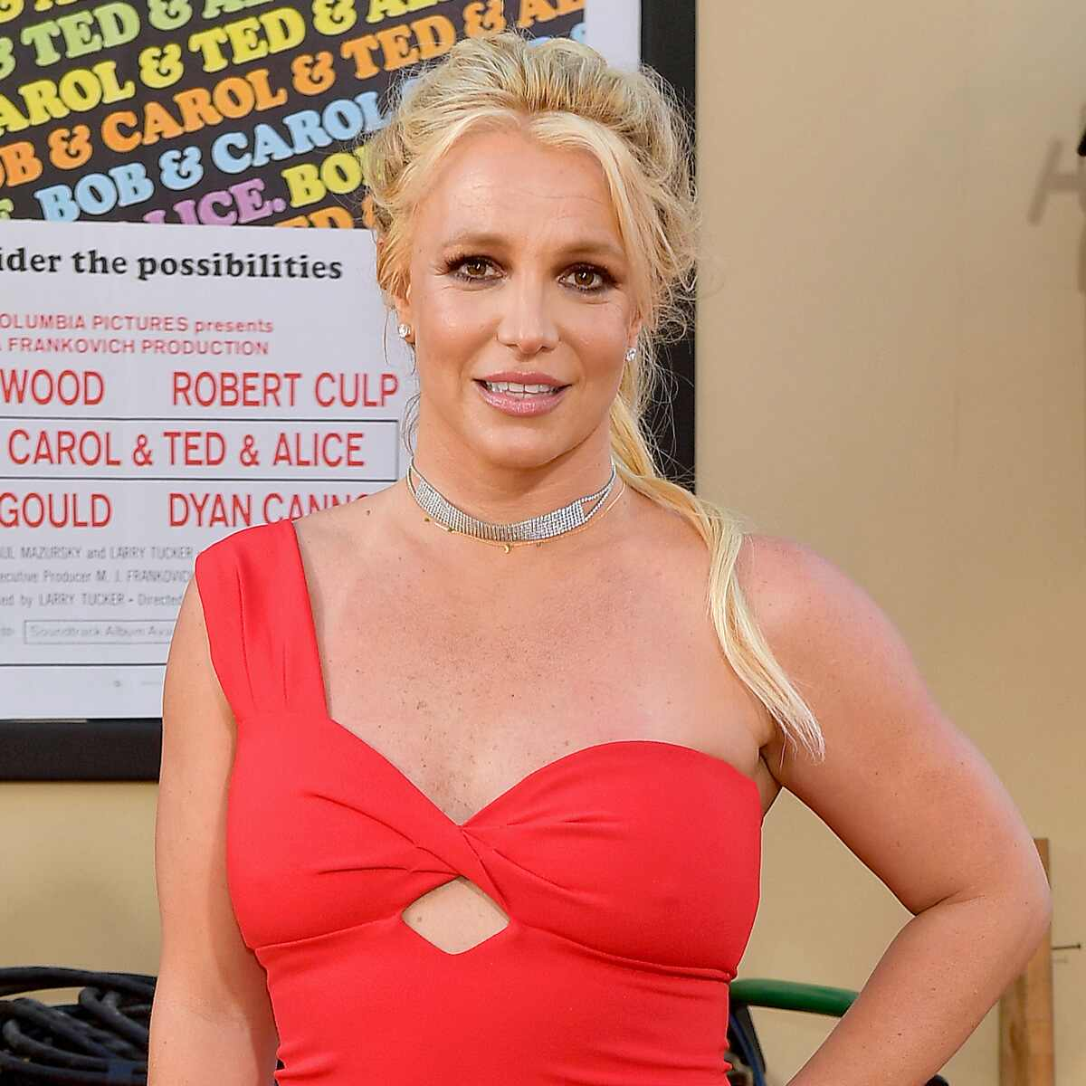Britney Spears, Once Upon a Time in Hollywood Premiere, Red Carpet Fashion