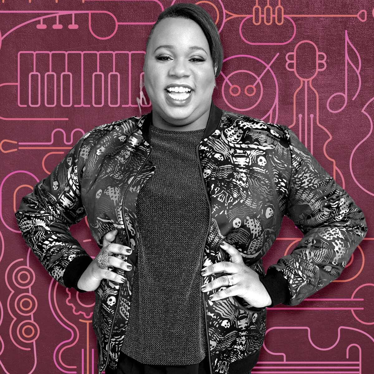My Music Moments, Alex Newell