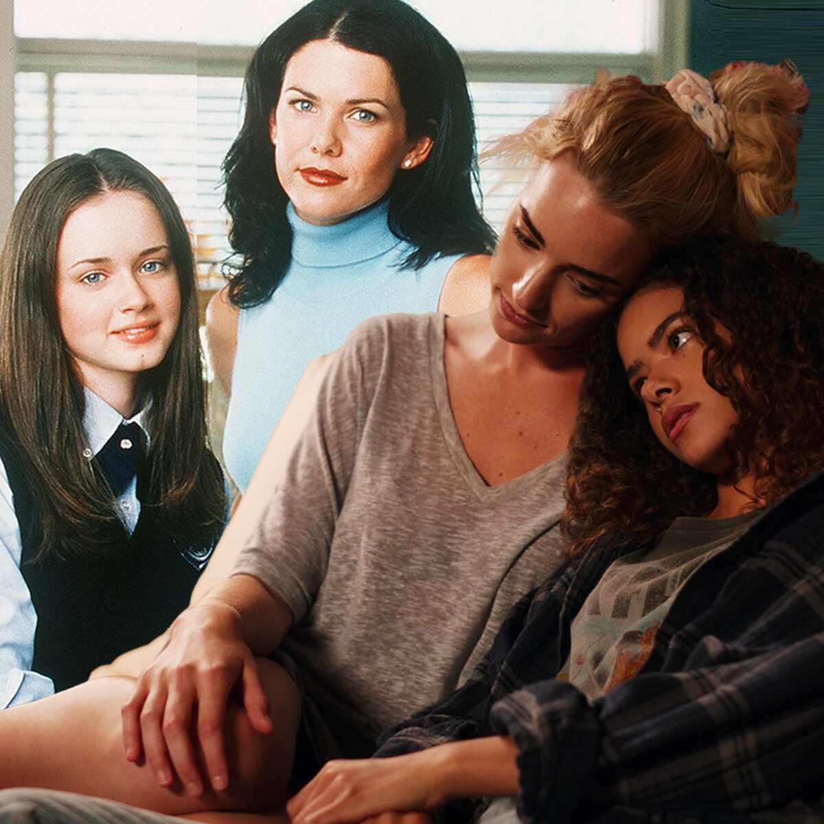 Ginny & Georgia and Gilmore Girls Comparisons