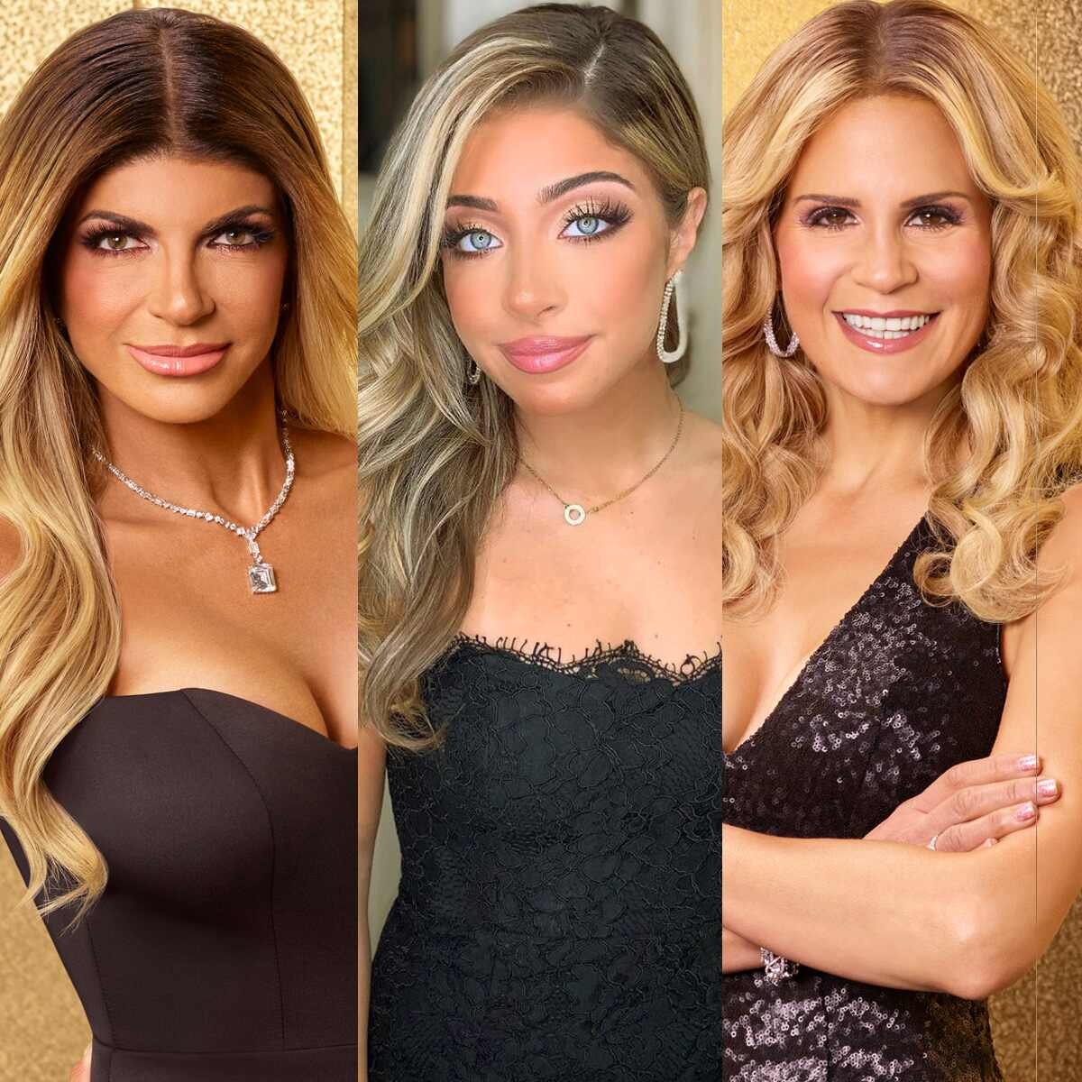 Teresa Giudice, Gia Giudice, Jackie Goldschneider, The Real Housewives of New Jersey