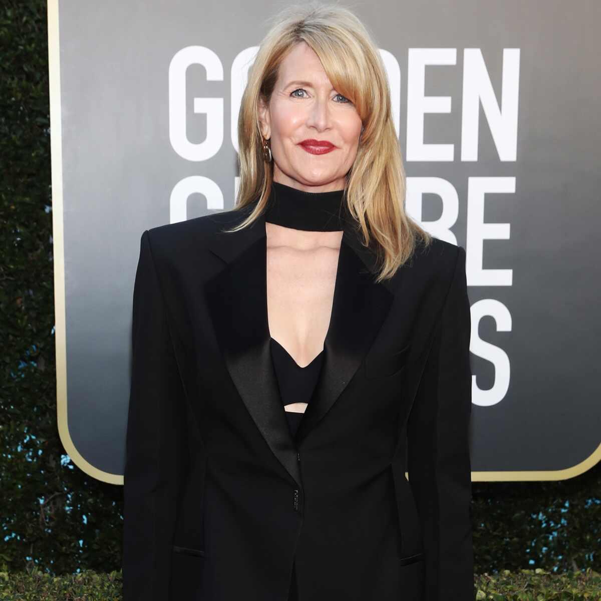 Laura Dern, 2021 Golden Globe Awards, Arrivals