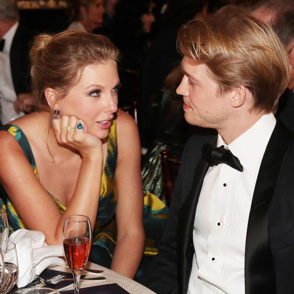 Taylor Swift, Joe Alwyn, Golden Globes