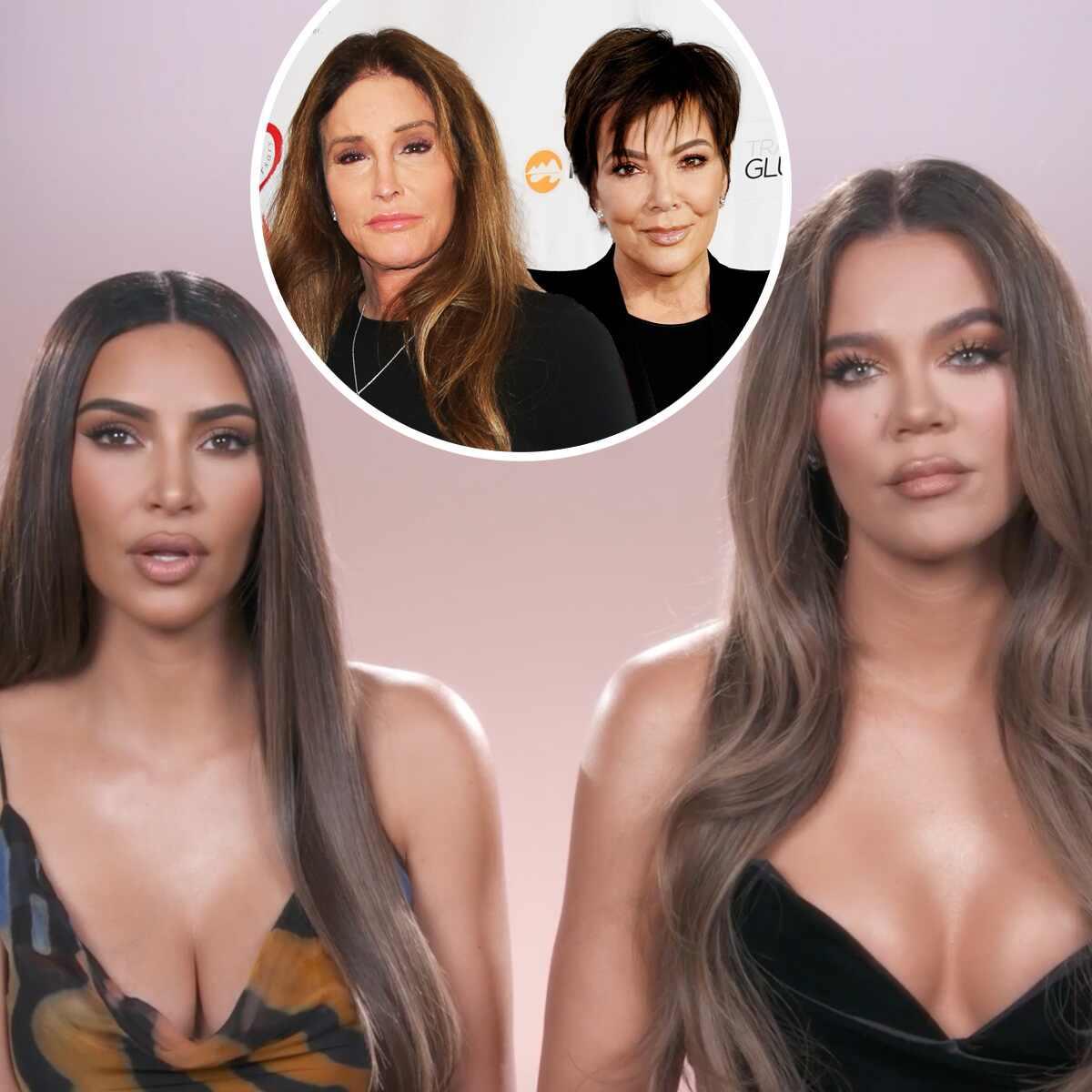 Kris Jenner, Caitlyn Jenner, Khloe Kardashian, Kim Kardashian