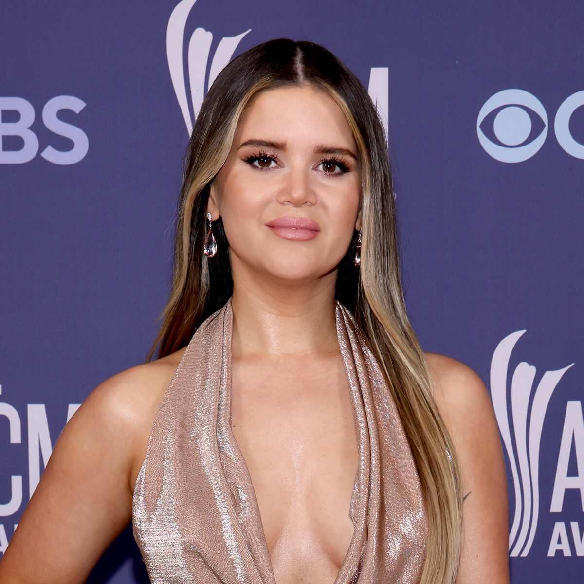 Maren Morris, 2021 ACM Awards, 2021 Academy of Country Music Awards, Red Carpet Fashion