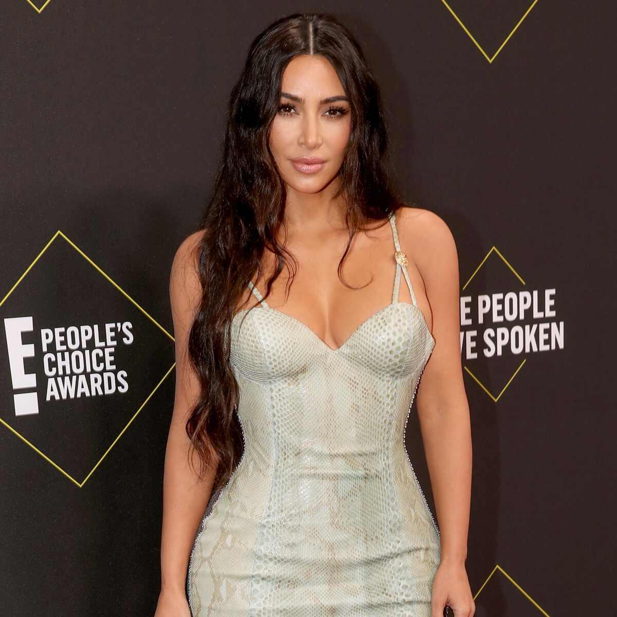 Kim Kardashian, 2019 E! PEOPLES CHOICE AWARDS