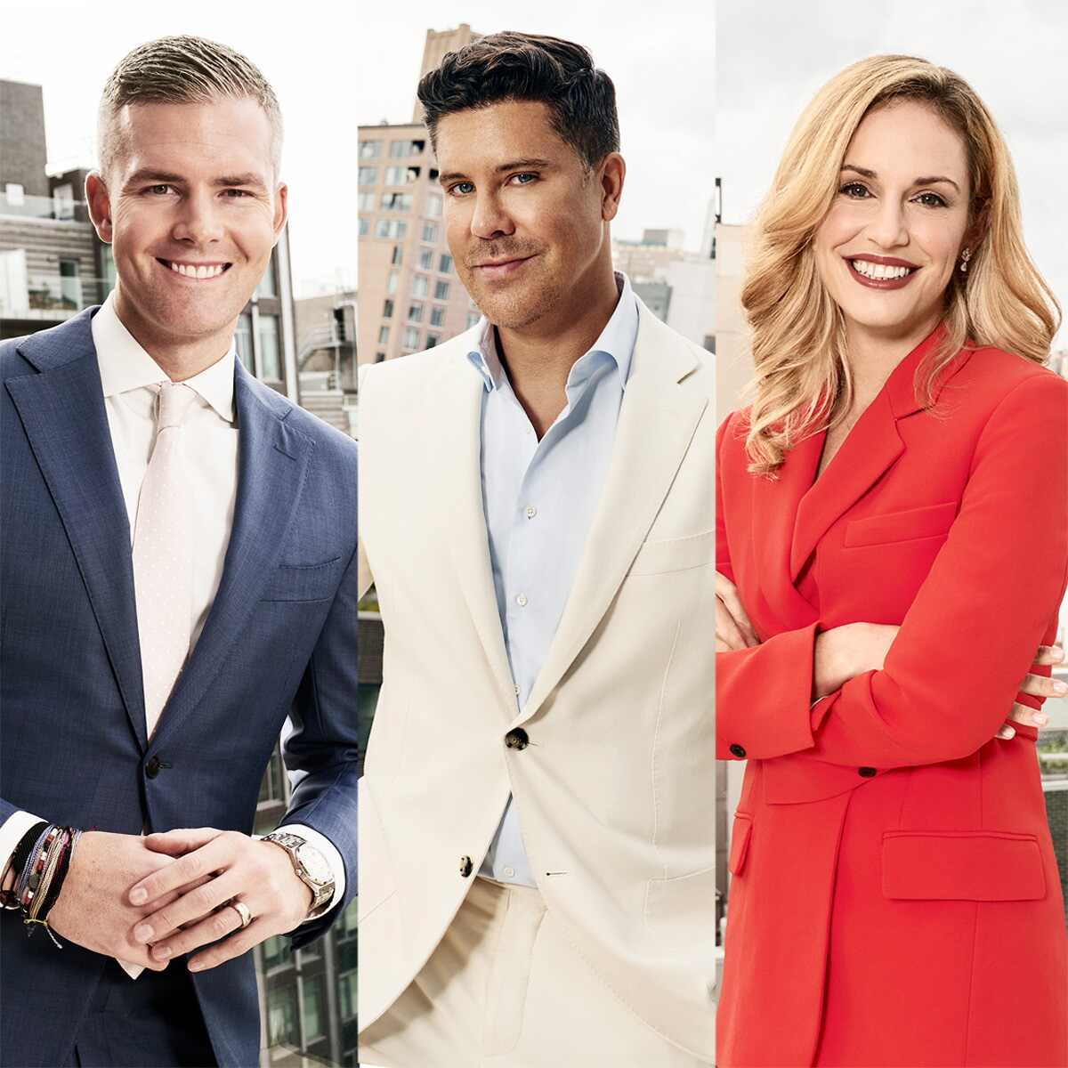 Million Dollar Listing, New York, Fredrik Eklund, Ryan Serhant, Kirsten Jordan