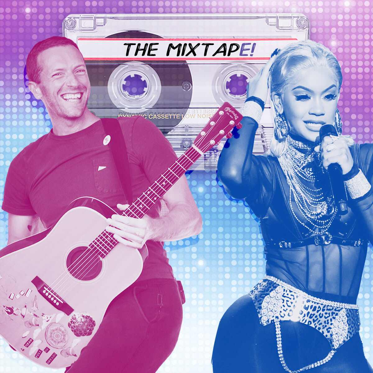 The MixtapE!, New Music Friday, Coldplay, Saweetie