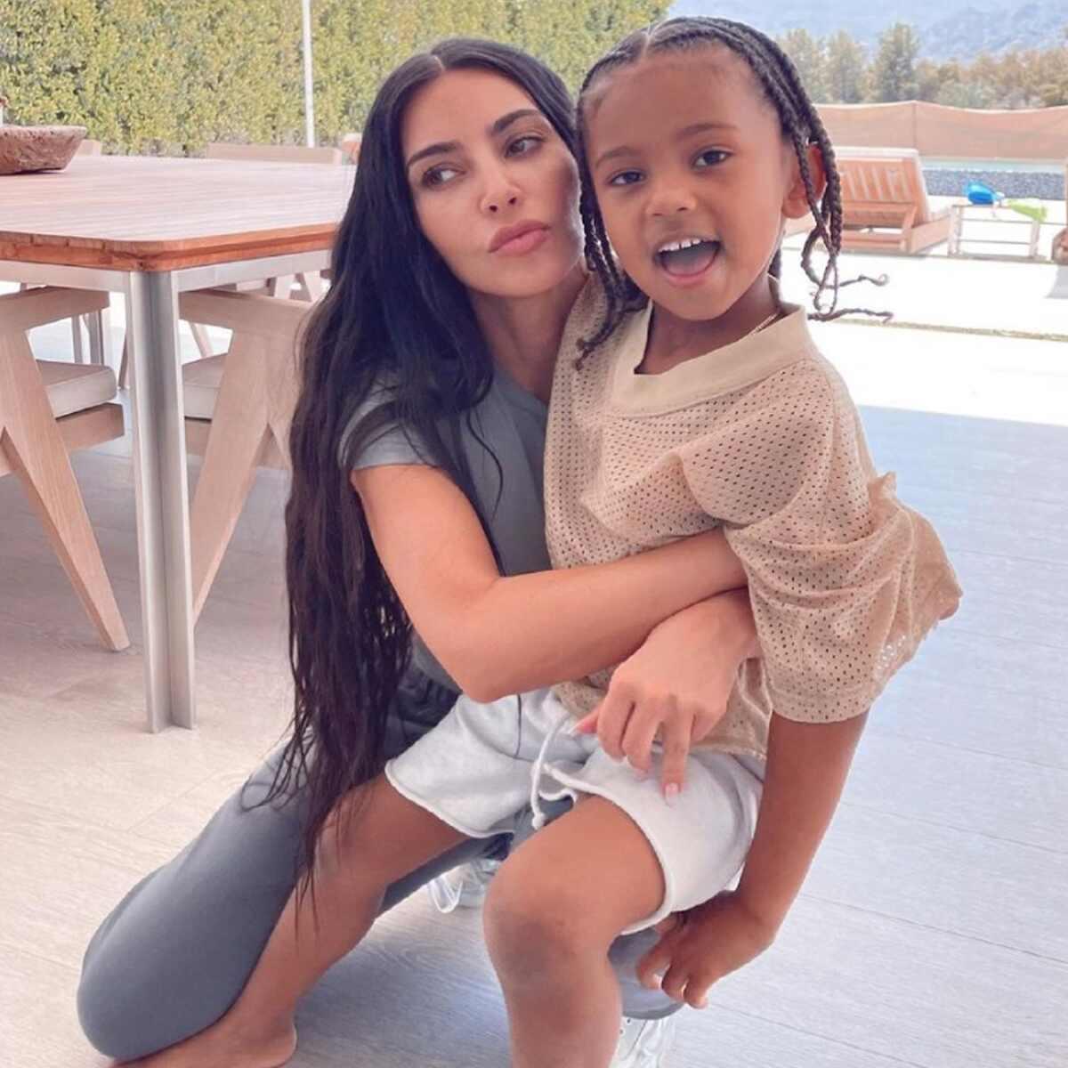 Saint West, Kim Kardashian, KUWTK, Keeping Up With the Kardashians