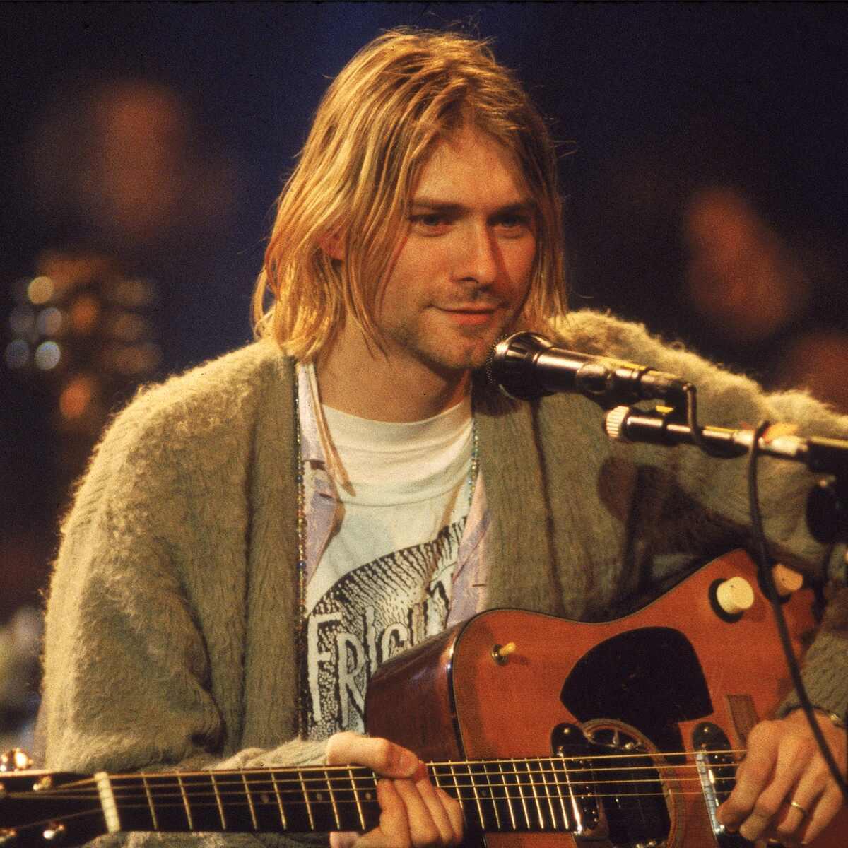 Kurt Cobain, 1993 MTV Unplugged