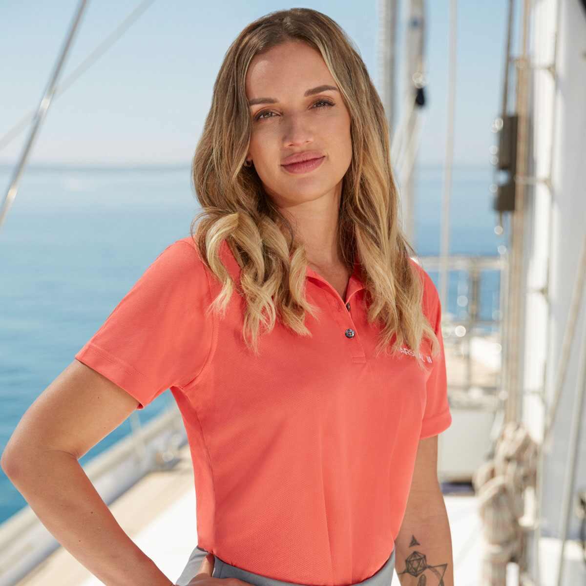 Alli Dore, Below Deck Sailing Yacht, Season 2, Bravo