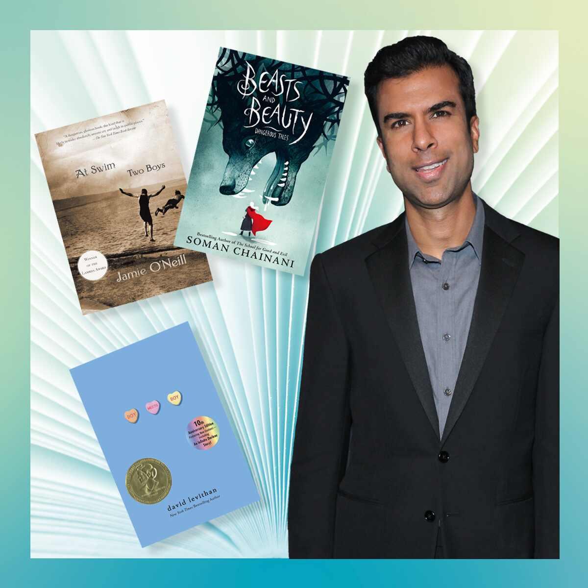 E-Comm: Soman Chainani Books