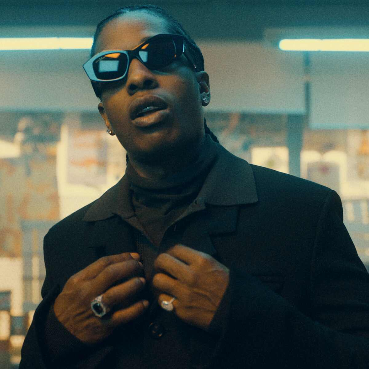E-Comm: A$AP Rocky Shares His Must-Haves