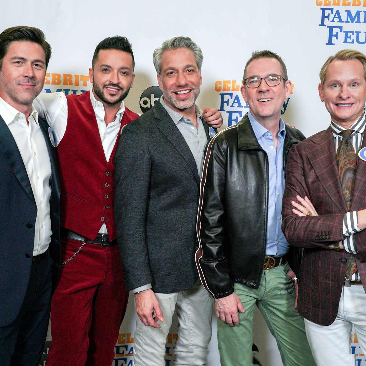 Queer Eye original cast, Kyan Douglas, Jai Rodriguez, Thom Filicia, Ted Allen, Carson Kressley