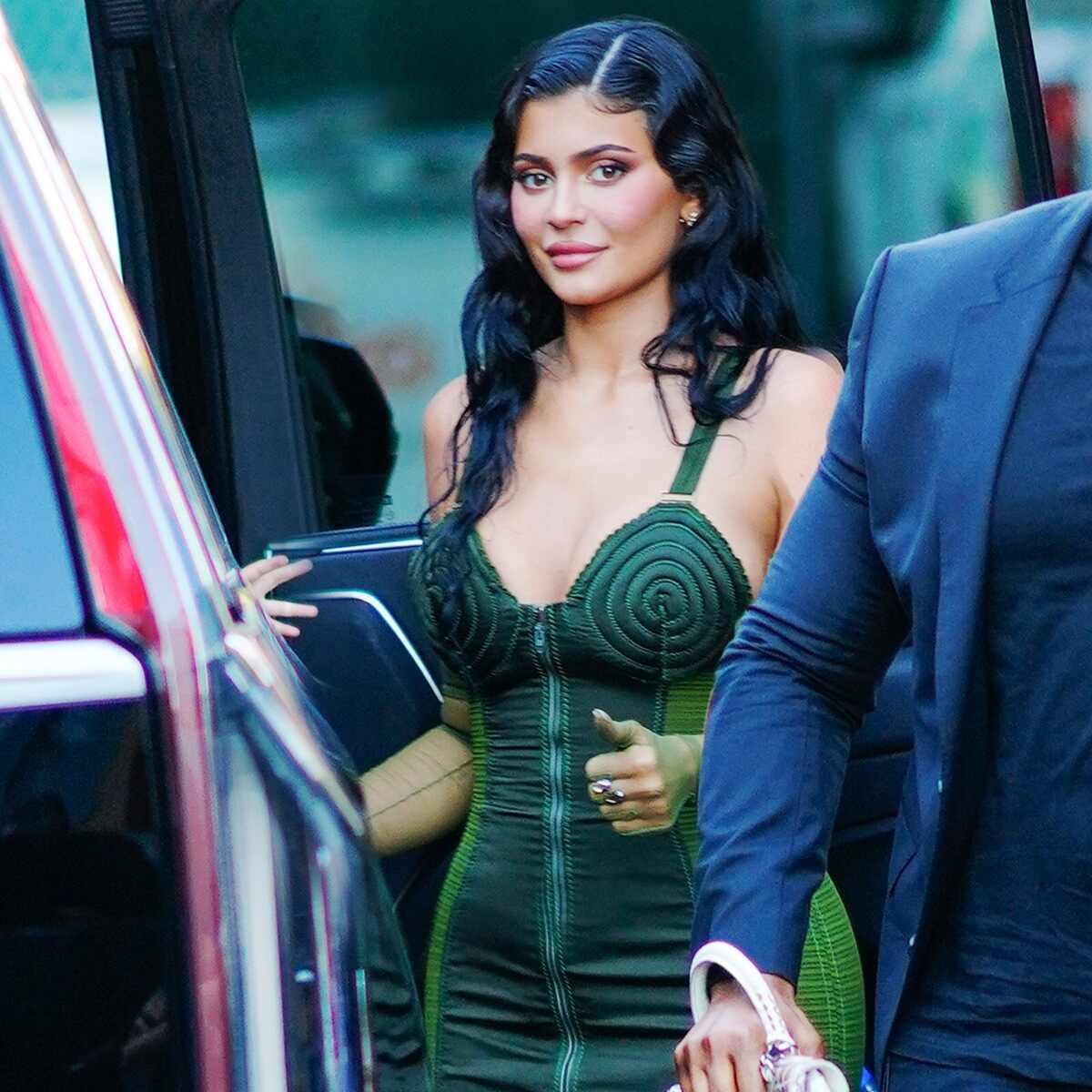 Kylie Jenner, Parsons Gala