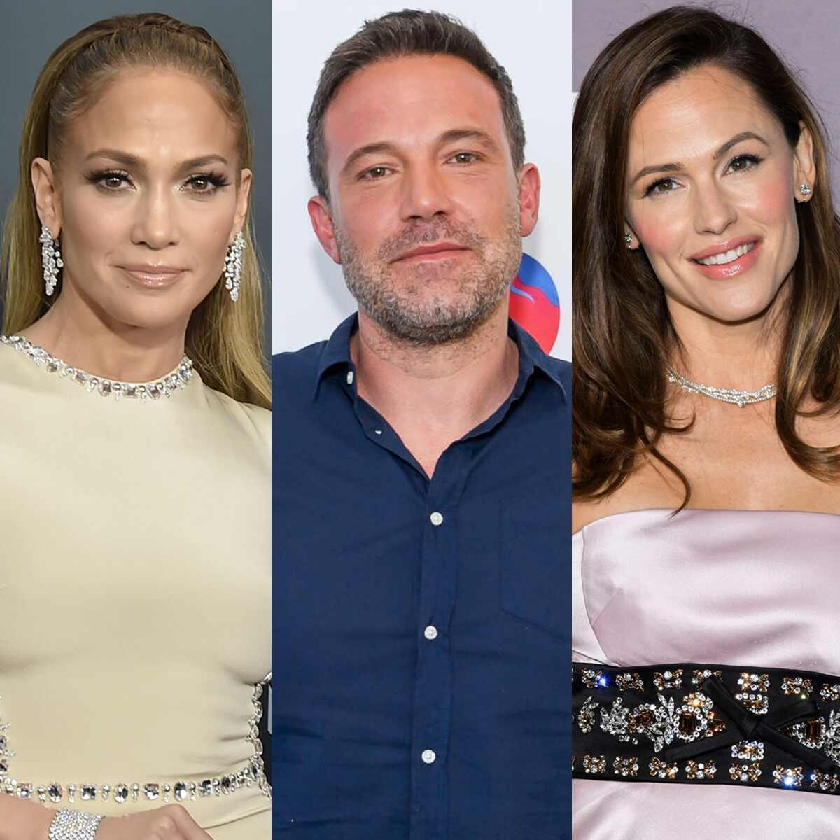 Jennifer Lopez, Ben Affleck, Jennifer Garner