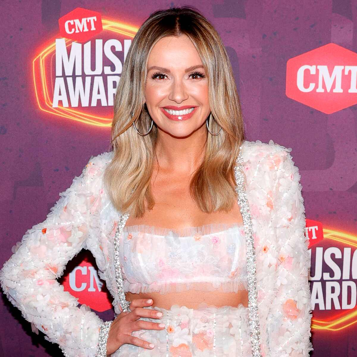 Carly Pearce, 2021 CMT Music Awards, Red Carpet Fashion