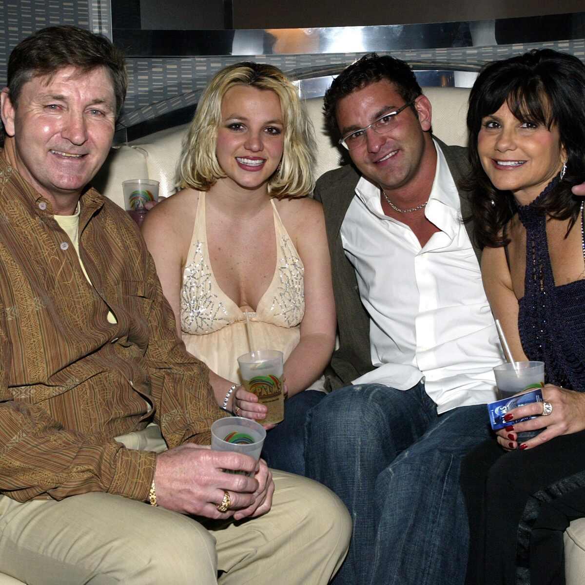 Jamie Spears, Bryan Spears, Britney Spears, Lynne Spears