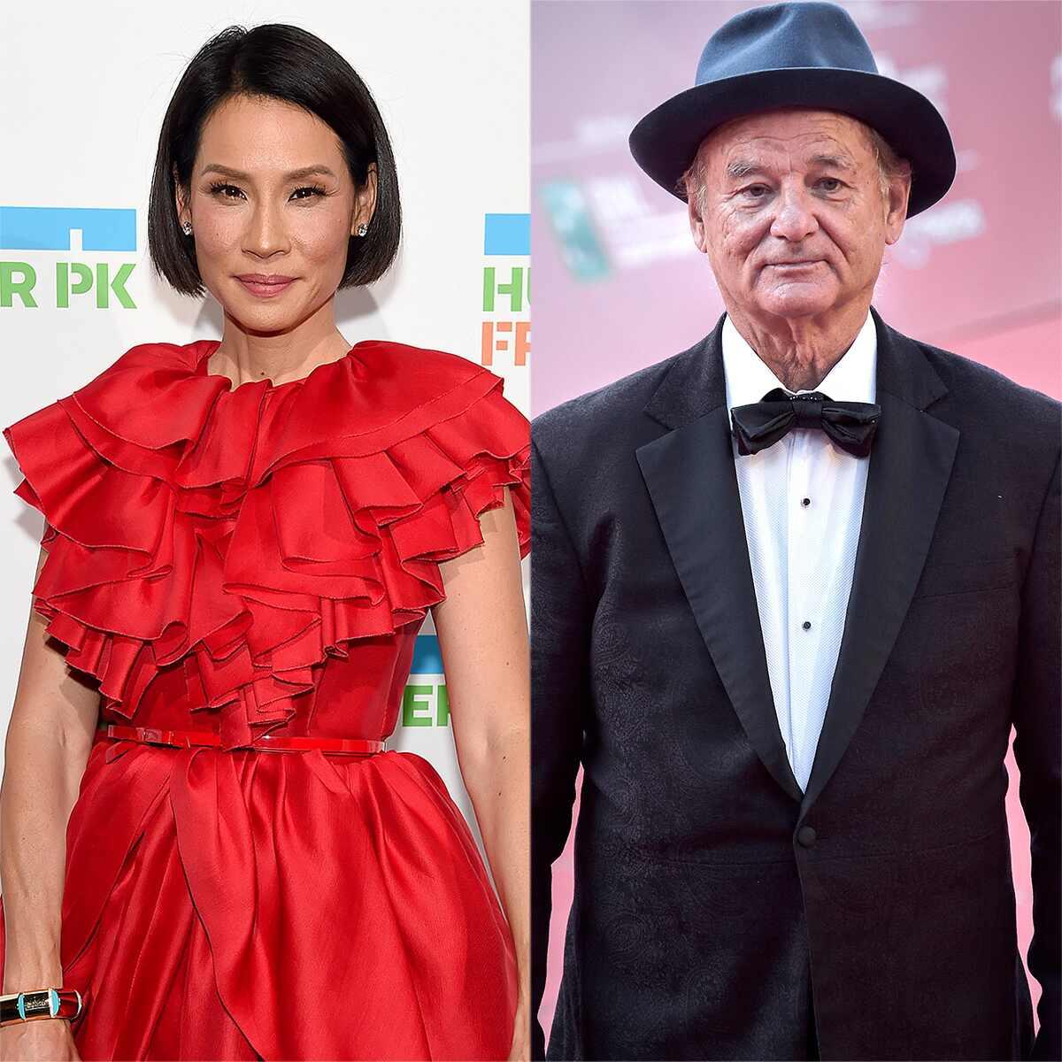 Lucy Liu, Bill Murray
