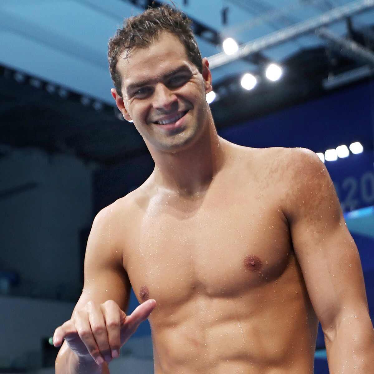 Michael Andrew, USA, 2020 Tokyo Olympics, Candids