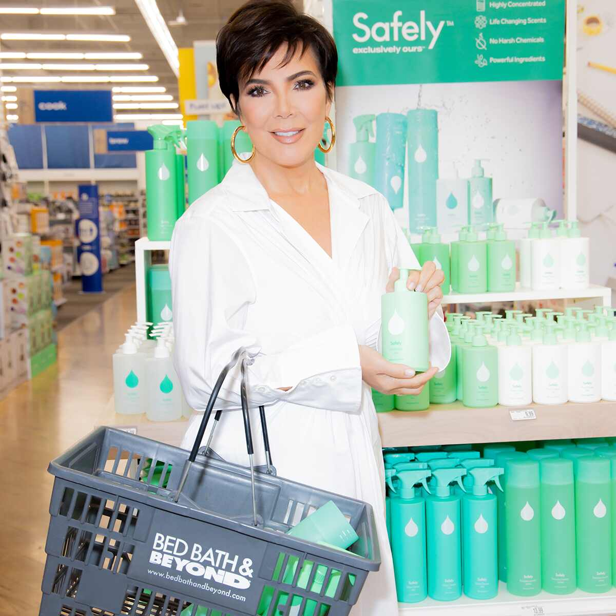 E-comm: Safely x Bed Bath and Beyond