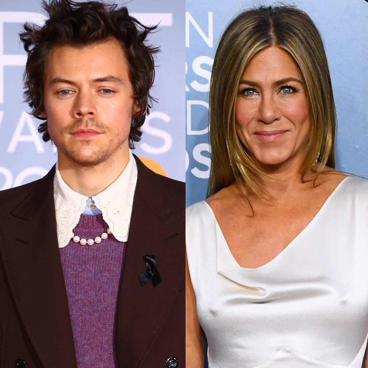 Harry Styles, Jennifer Aniston