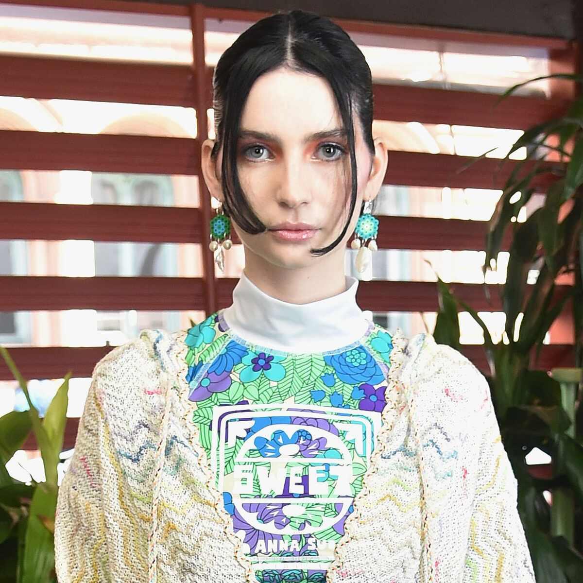 Meadow Walker, Star sightings, Best Looks, Anna Sui, NYFW, New York Fashion Week Spring-Summer 2022
