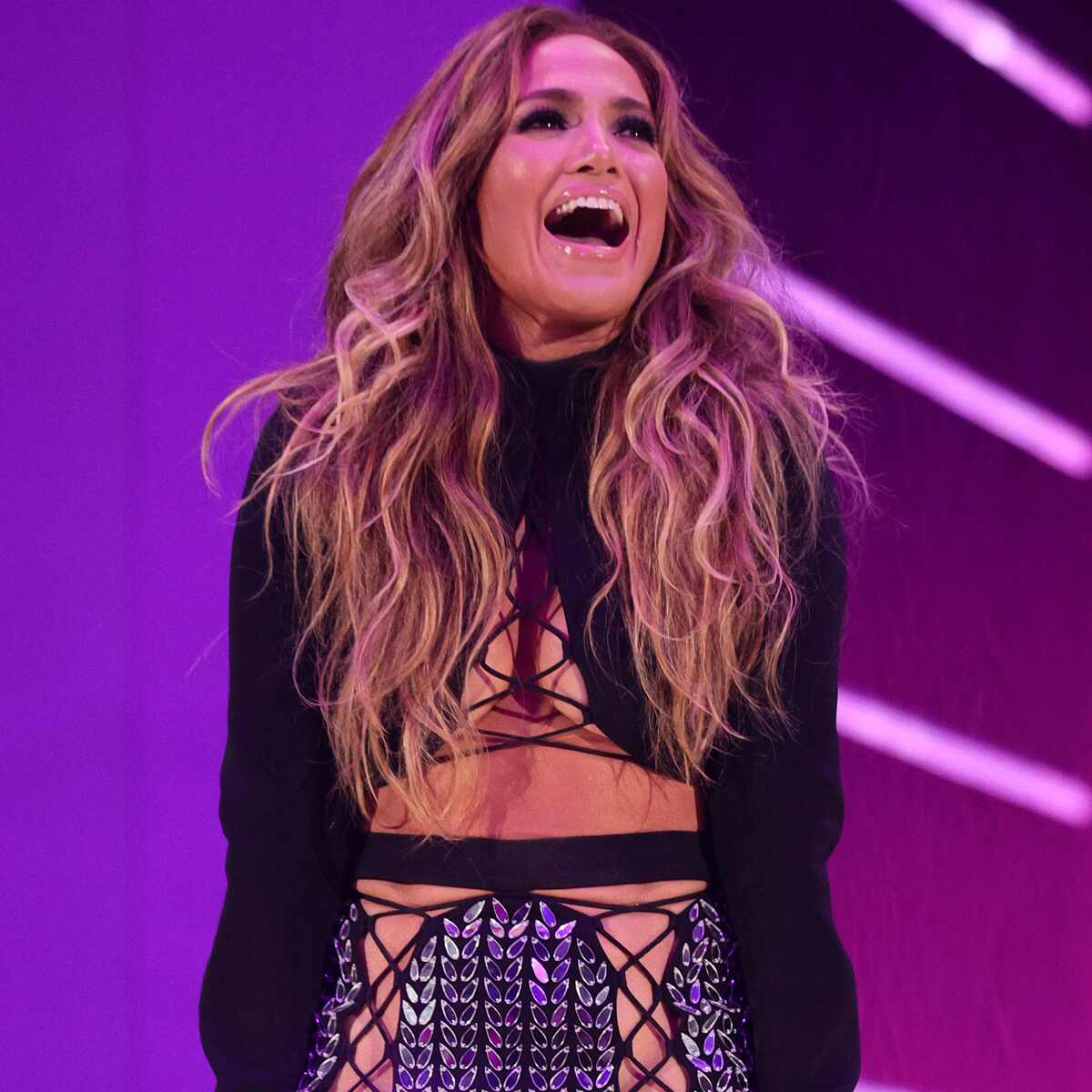 Jennifer Lopez, 2021 MTV Video Music Awards, Show