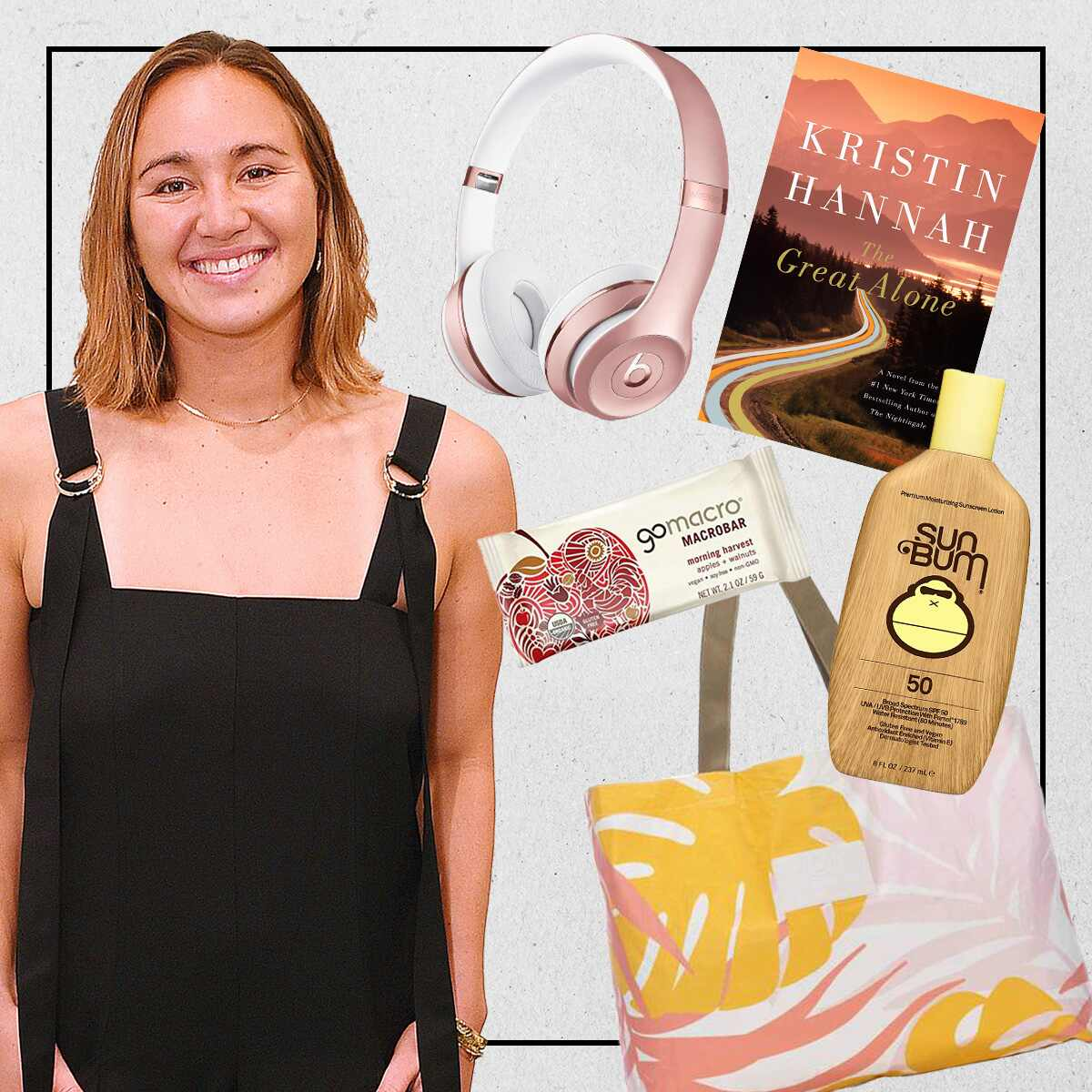 E-Comm: Carissa Moore, Whats In My Bag