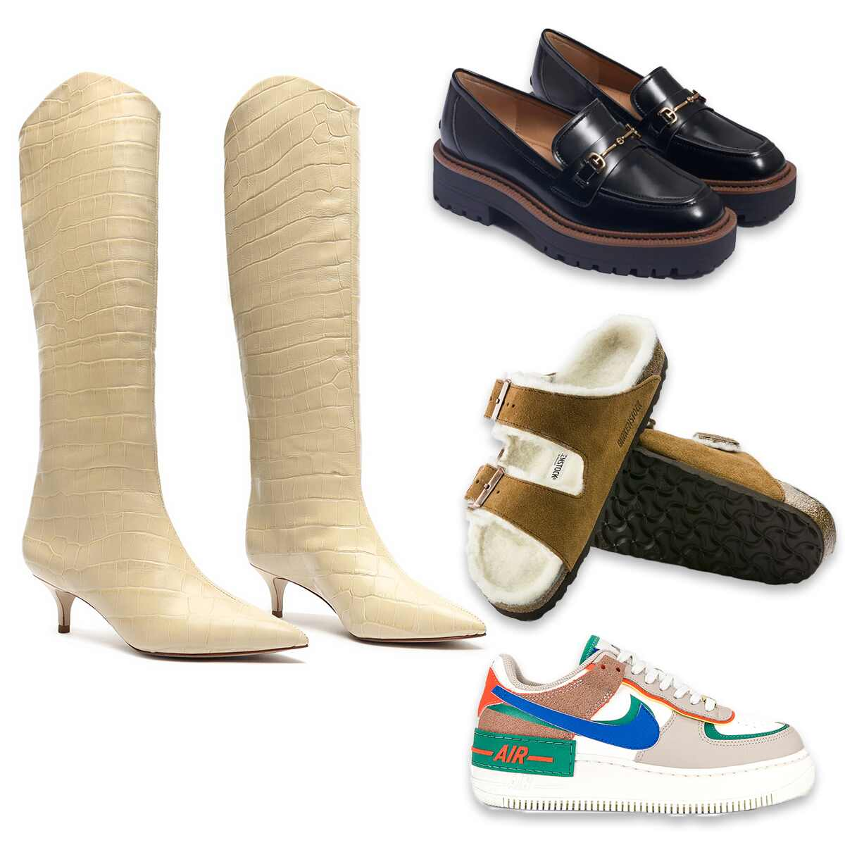 E-comm: Editor Fall Shoe Picks