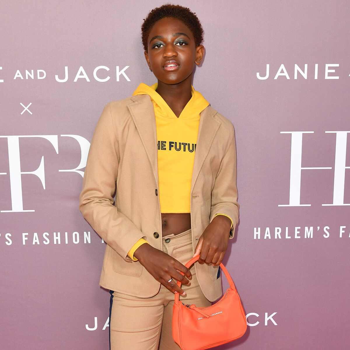 Zaya Wade, Janie and Jack x HFR Harlem's Fashion Row Event