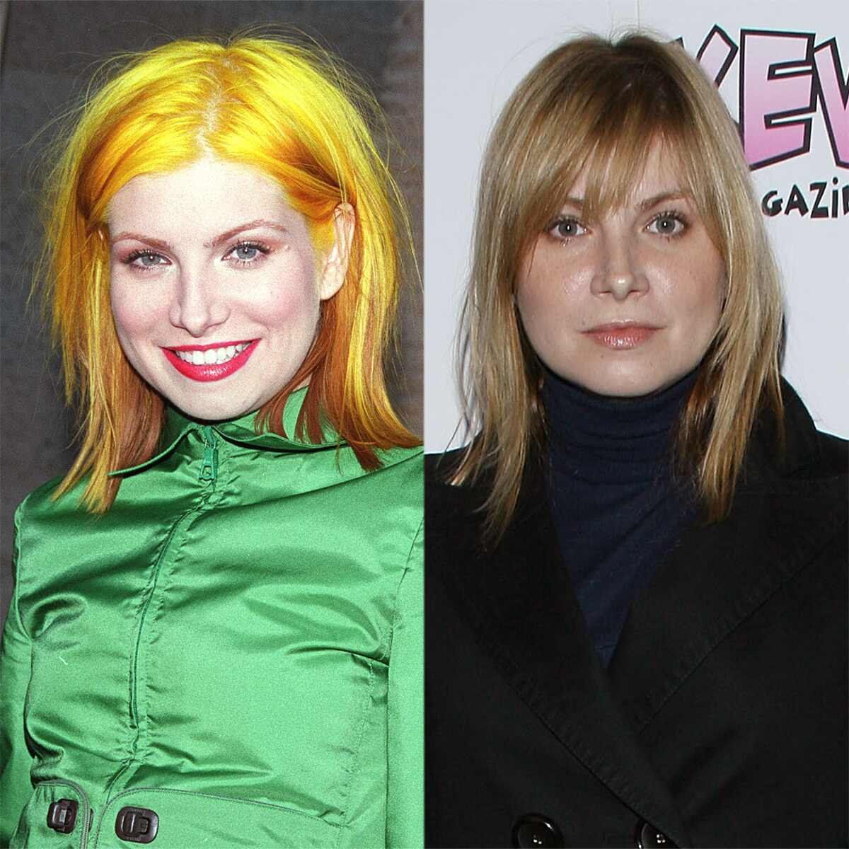 Colleen Fitzpatrick, Vitamin C, Then and Now