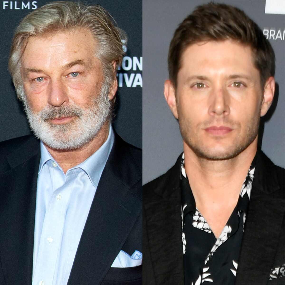 Alec Baldwin, Jensen Ackles