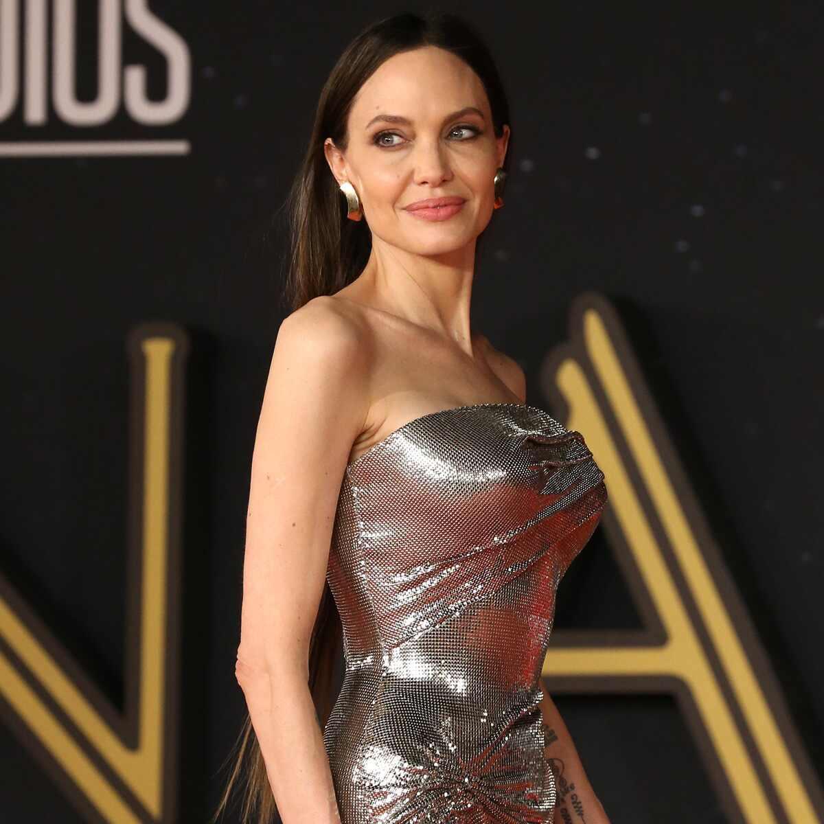 Angelina Jolie, Eternals Premiere
