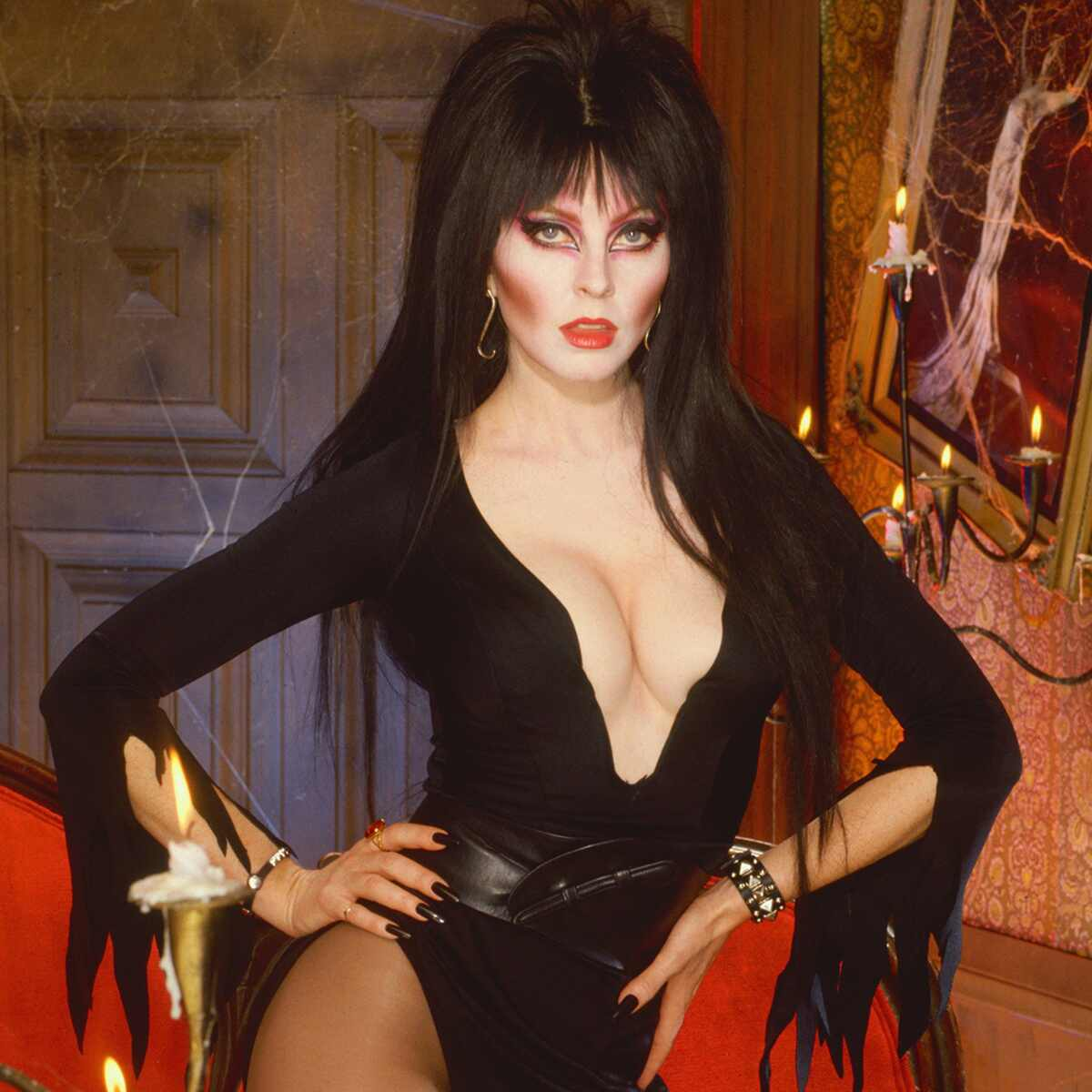 Elvira, Cassandra Peterson, 1990