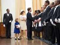 James Marsden: John F. Kennedy - <i>The Butler</i>