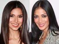 Roselyn Sanchez & Nicole Scherzinger